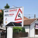 Umor jedan od najvećih uzroka teških saobraćajnih nezgoda