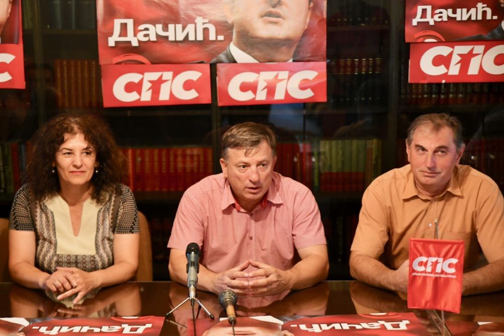 Photo of Panajotović: Za Socijalističku partije Srbije predstoje daleko bolji dani