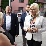 Mihajlovićeva posetila SNS Pirot: Budite ponosni na sve što radimo za građane Srbije