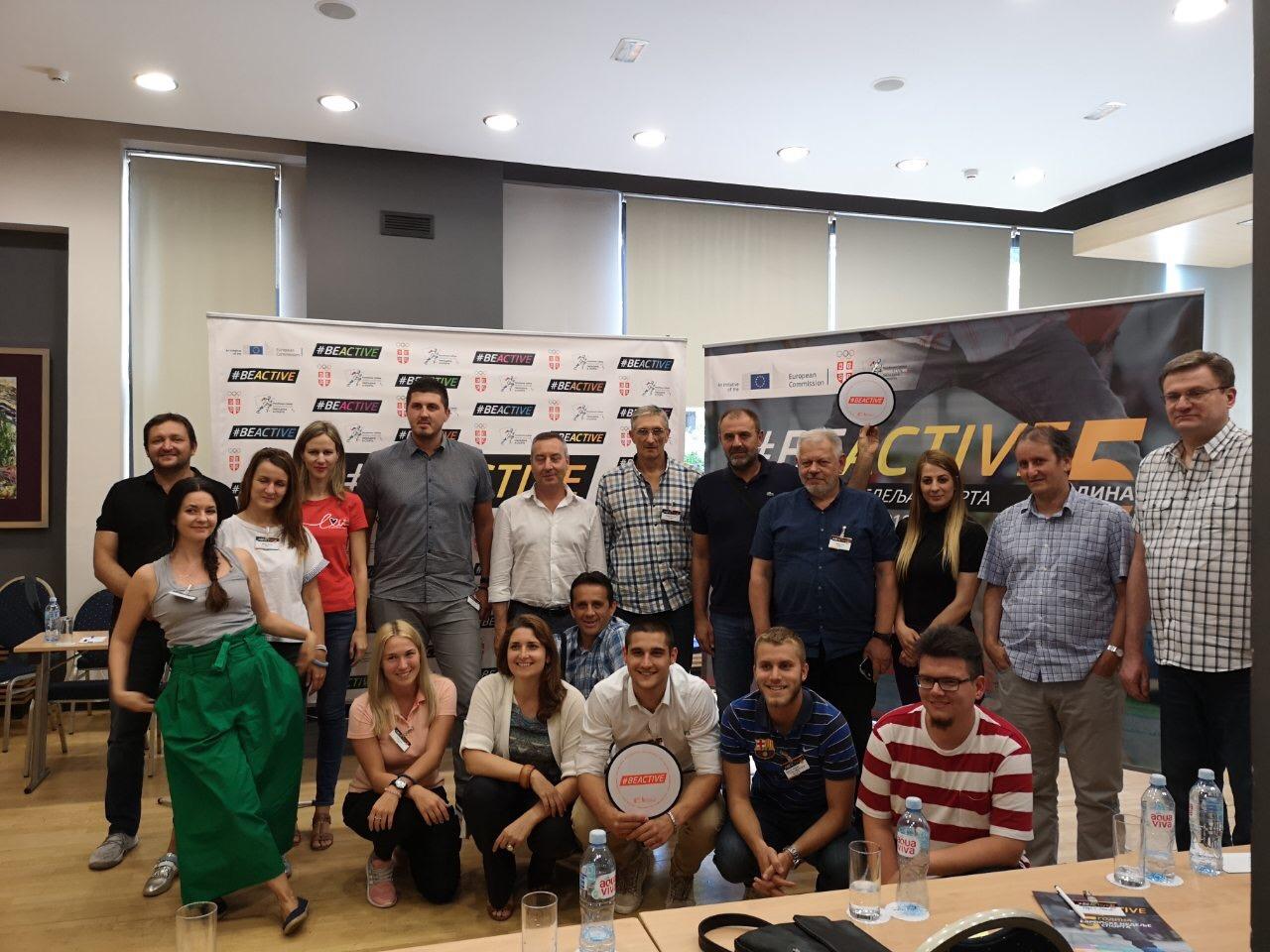 Photo of I Pirot deo Evropske nedelje sporta