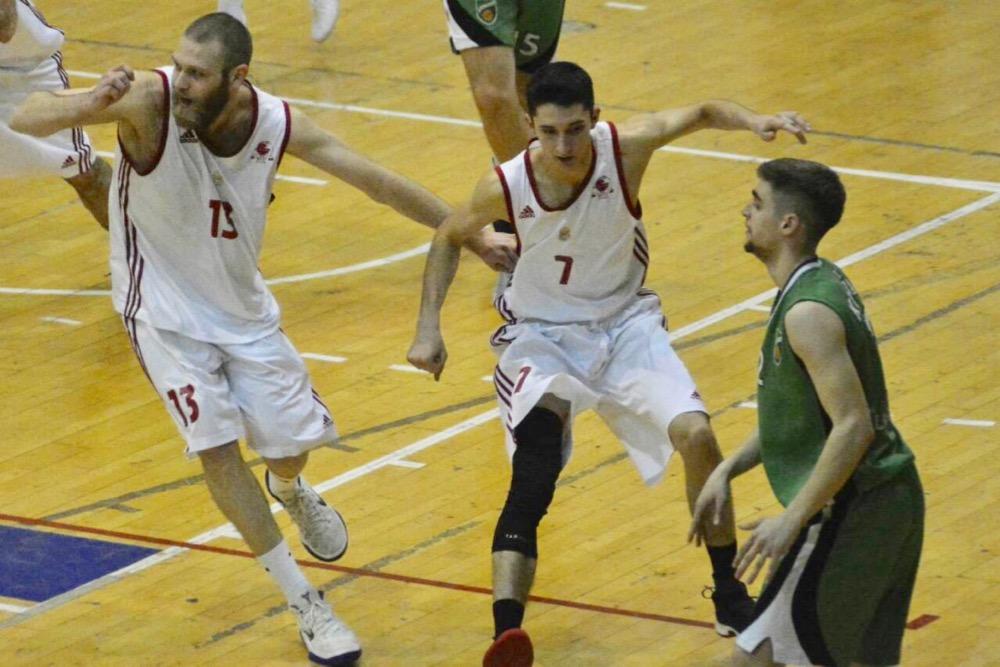 Photo of Talentovni mladi košarkaš KK Pirota Dimitrije Đorđević nova uzdanica KK Tamiša iz Pančeva