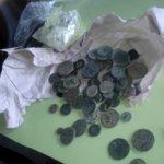Otkrivena velika numizmatička kolekcija na Gradini