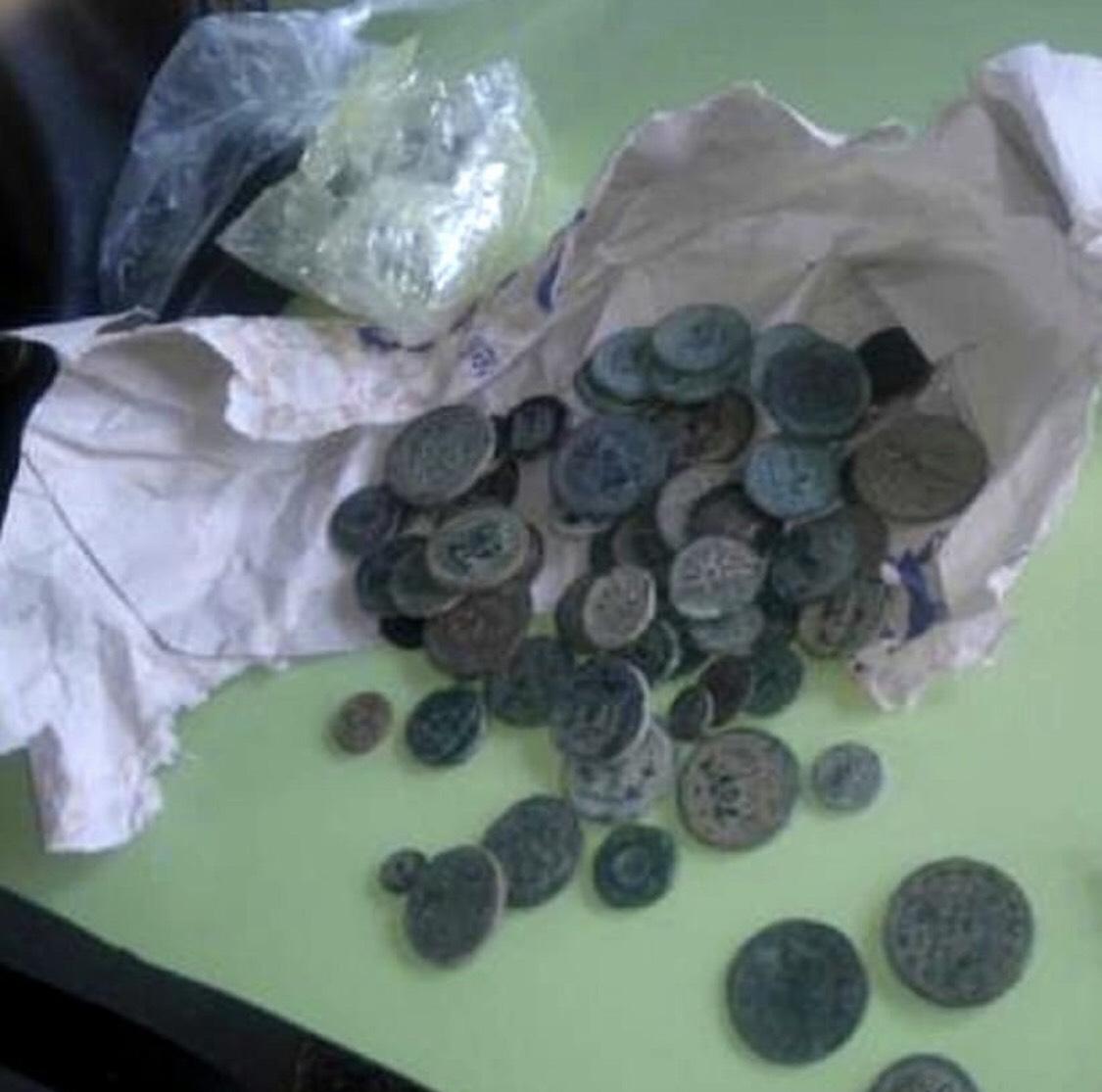 Photo of Otkrivena velika numizmatička kolekcija na Gradini