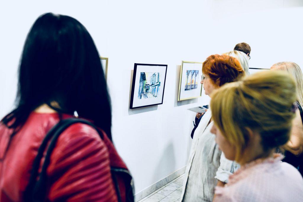 """Photo of """"Mediteraneo"""" – izložba Nebojše V. Petrovića i u Beogradu u Galeriji biblioteke u Knez Mihajlovoj"""