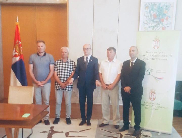 Photo of Ministarstvo zaštite životne sredine finansira sa Gradom izradu projekta buduće Kompostane