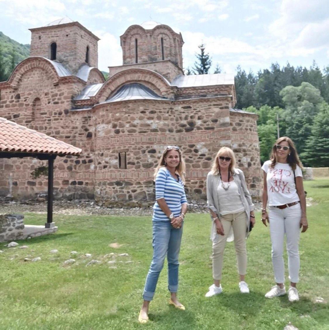 Photo of Mirjana Bobić-Mojsilović: Pirot je lep, ljudi su spektakularni, hrana je neverovatna