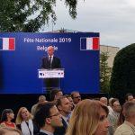 Dan državnosti Republike Francuske: Predstavnici Pirota na prijemu u ambasadi