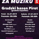 Plastika za muziku: Eko - rok festival u Pirotu