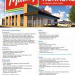 Kompanija Marmil zapošljava radnike za novi supermarket KOLONIJAL. Posao za 33 radnika