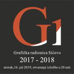 """Grafička radionica Sićevo - izložba u Galeriji """"Čedomir Krstić"""""""