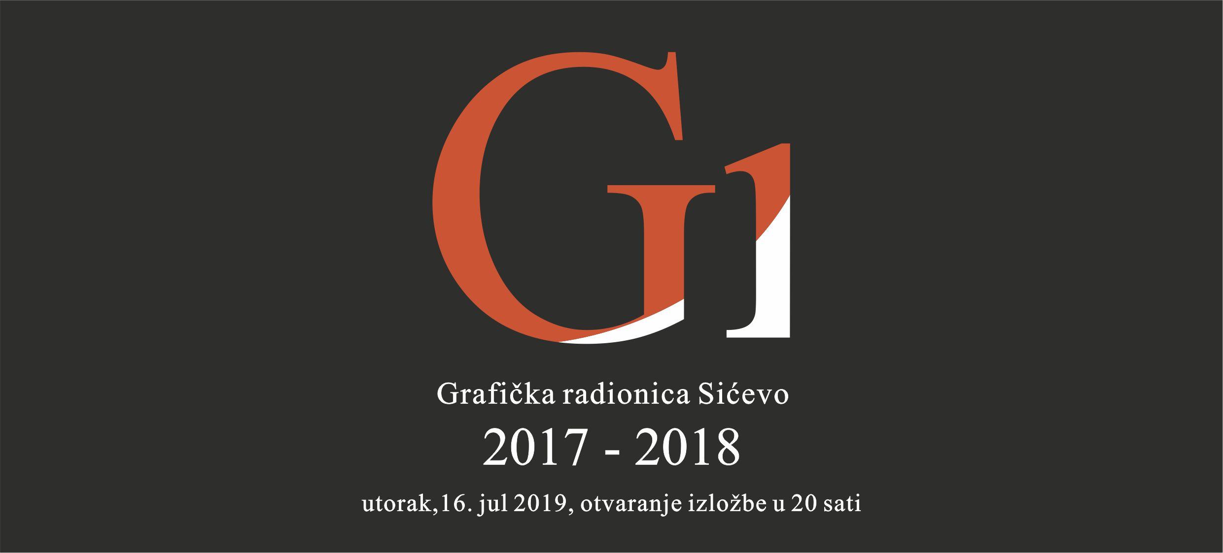 """Photo of Grafička radionica Sićevo – izložba u Galeriji """"Čedomir Krstić"""""""