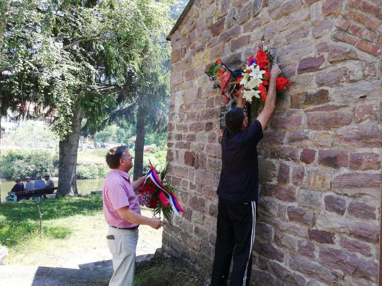 Photo of Obeležili 7. jul – Dan ustanka