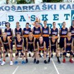"""KK""""Pirot"""" učesnik košarkaškog kampa """"Basket Story"""" na Vlasini"""