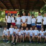 Kamp za mlade radioamatere na Staroj planini