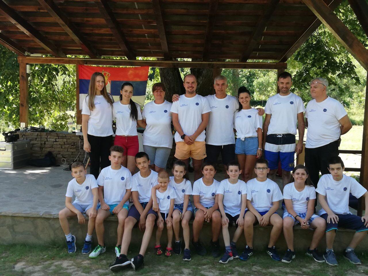 Photo of Kamp za mlade radioamatere na Staroj planini