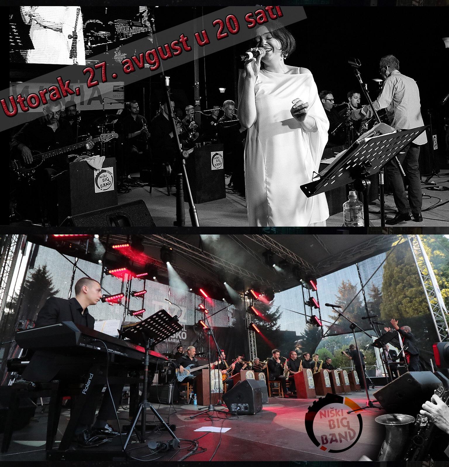 Photo of Koncert niškog Big benda u Pirotu