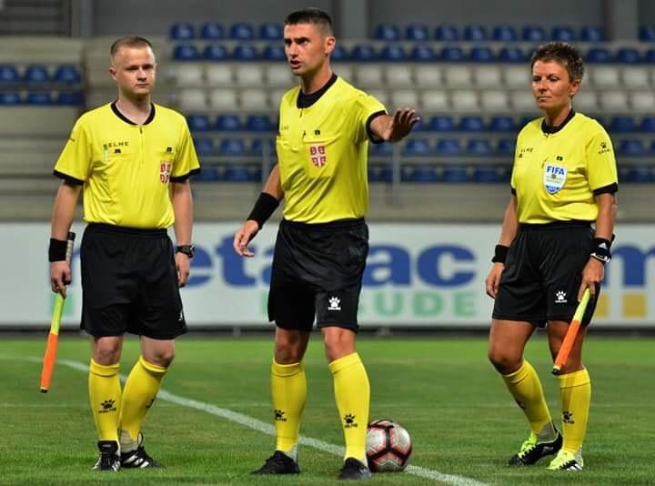 Photo of Pirotski sudija Stefan Ćirić sudi utakmice Prve lige