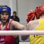 Saša Nikolić na Evropskom prvenstvu u kik-boksu