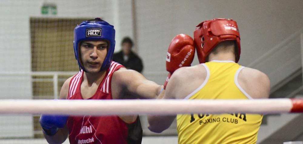Photo of Saša Nikolić na Evropskom prvenstvu u kik-boksu
