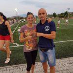 Danica Gogov druga na Prvenstvu Srbije u Kruševcu