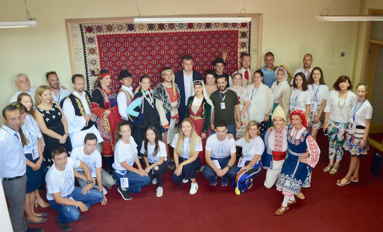 Photo of Pirot – prestonica folklora Srbije. Gradonačelnik Vasić primio predstavnike svih ansambala