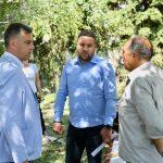 Vasić: Grad će pomoći sanaciju krova na zgradi u Ulici Branka Radičevića