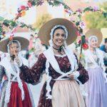 Defileom učesnika počeo petnaesti Međunarodni festival folklora (FOTO GALERIJA)