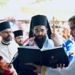 Vladika Arsenije čestitao Piroćancima Veliku Gospojinu