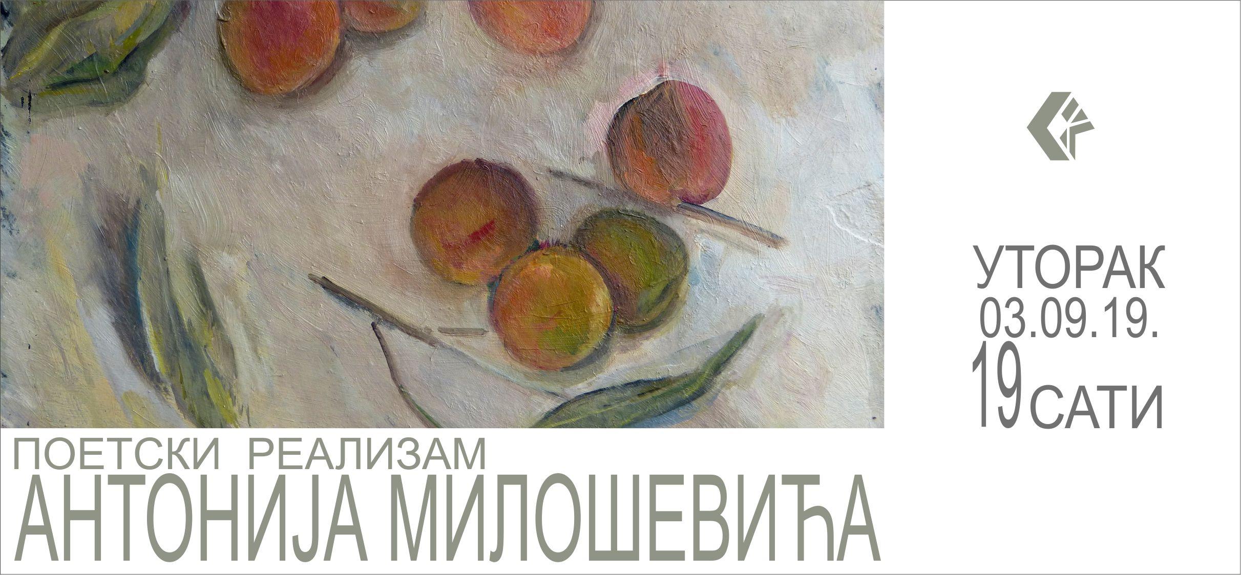 Photo of Poetski realizam Antonija Miloševića – nova izložba pirotske galerije
