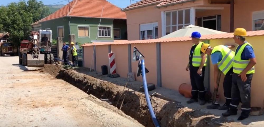 Photo of Uskoro priključenje prvih kuća u Izvoru na kanalizacionu mrežu