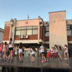 Javni čas folklora pobudio veliko interesovanje najmlađih sugrađana