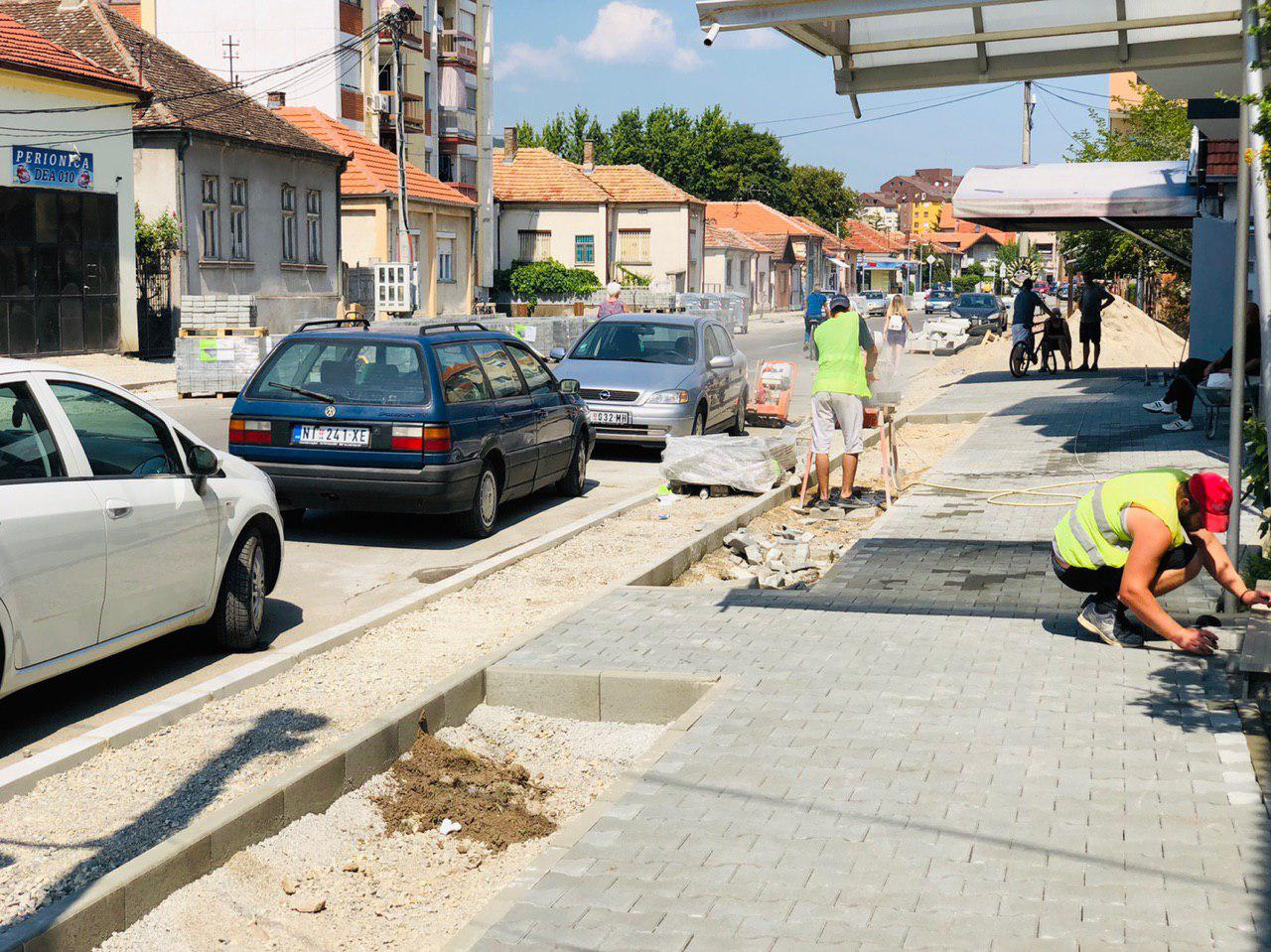 Photo of Grad Pirot: Šta se trenutno rekonstruiše u gradu?