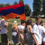 Folklorci iz Francuske, Čilea, Jermenije, uživali u Raftingu na Nišavi