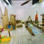 """""""Kad bi deca gradila grad"""" - izložba kreativnih mališana u pirotskoj Galeriji"""