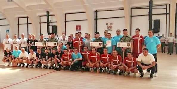 Photo of Održan turnir u znak sećanja na poginule oficire
