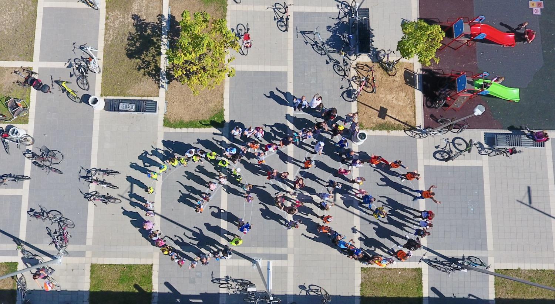 Photo of Evropska nedelja mobilnosti obeležena na veličanstven način u Pirotu – više od stotinu biciklista učestvovalo u akciji