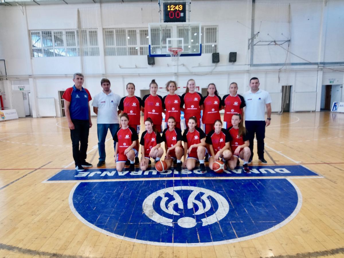 Photo of Košarkašice Gimnazijalca plasirale se u jedinstvenu Žensku kadetsku ligu Srbije