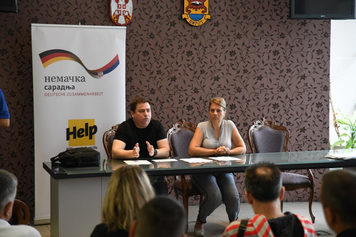 Photo of Ogromno interesovanje za programe HELP-a i Grada Pirota. Do sada podržano 433 malih biznisa