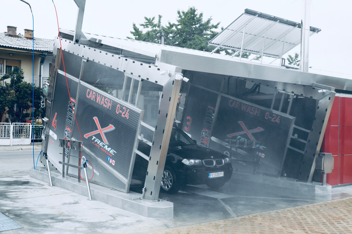 Photo of AKCIJA: Besplatan žeton za pranje automobila u perionici EXTREME CAR WASH