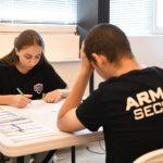 Uspešno završena obuka za službenike obezbeđenja. Armada i na meču Srbija-Portugalija