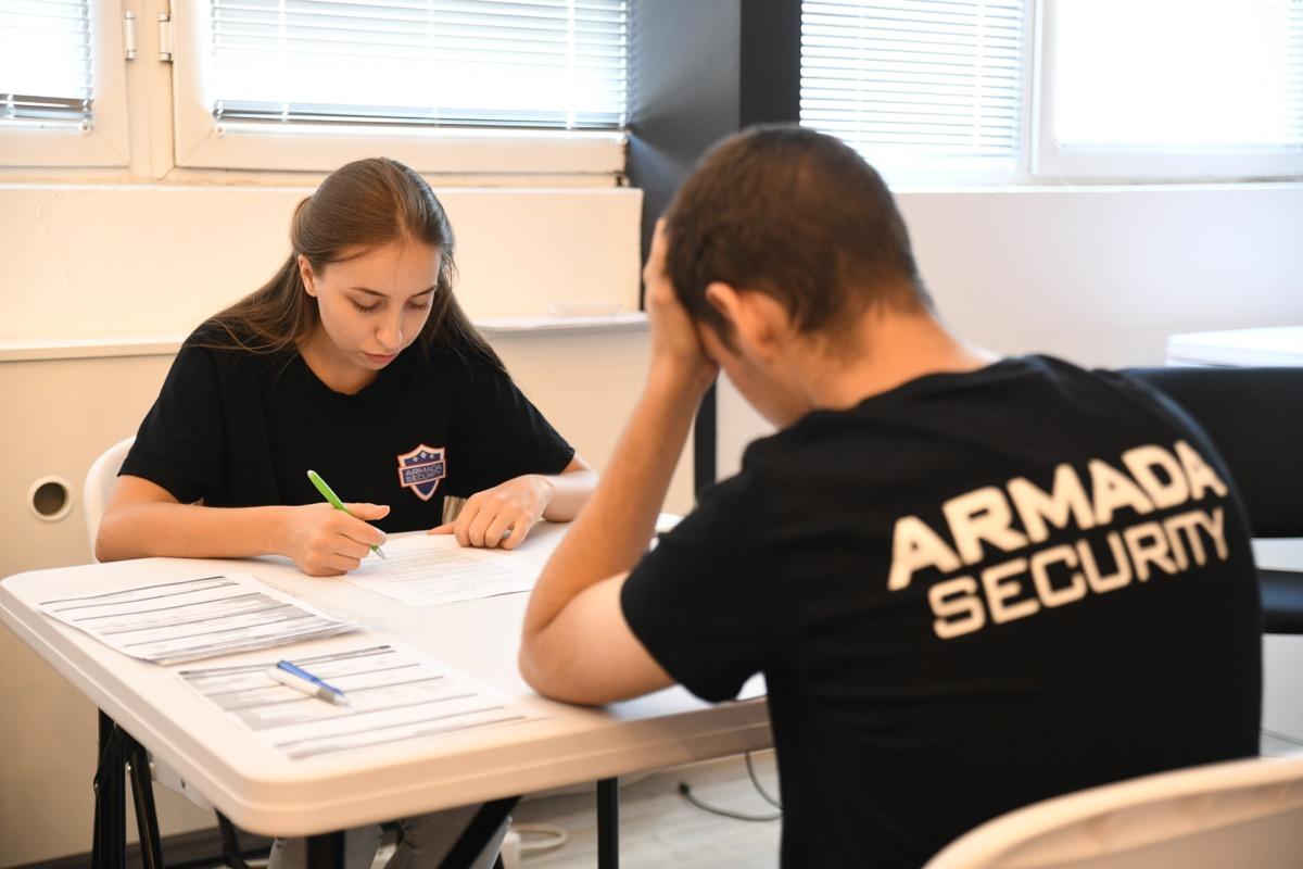 Photo of Uspešno završena obuka za službenike obezbeđenja. Armada i na meču Srbija-Portugalija