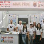 Grad Pirot na Porodičnom danu bezbednosti kompanije Tigar Tyres