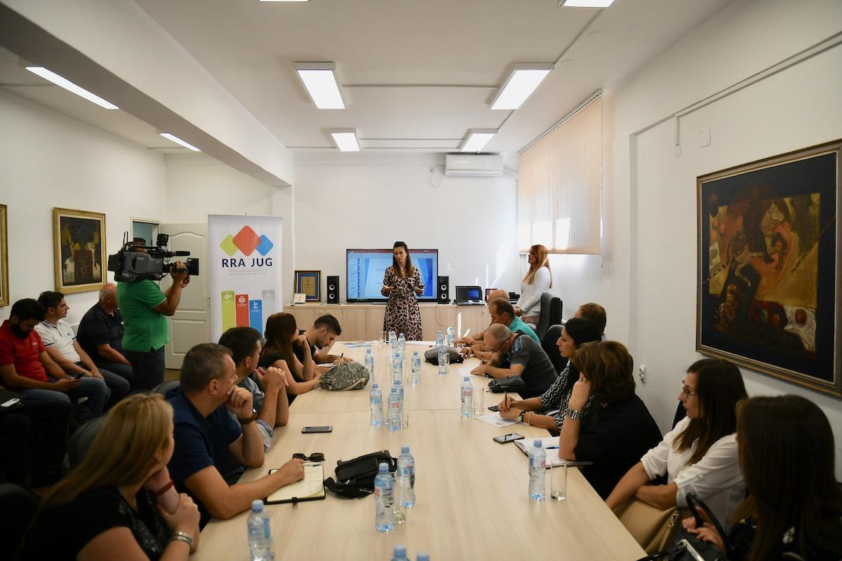 Photo of Regionalna privredna komora Pirot: Predstavljeni programi podsticaja preduzetnicima i malim i srednjim preduzećima