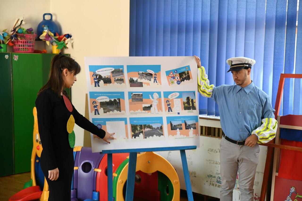 Photo of Evropska nedelja mobilnosti u Pirotu. Niz predavanja za sve uzraste, besplatna autosedišta za najmlađe