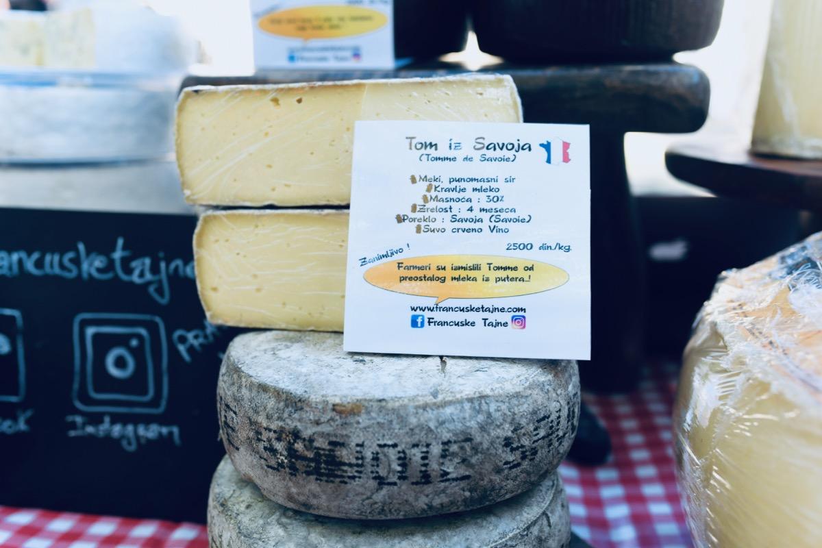 Photo of Francuske tajne na Festivalu sira i kačkavalja u Pirotu
