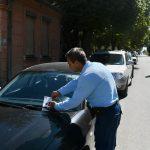 """Evropska nedelja mobilnosti - """"Parking Day"""""""