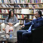 """Vetrovi zla"" i ""Gvozdeni oblaci"" - promovisane knjige Branislava Jankovića"