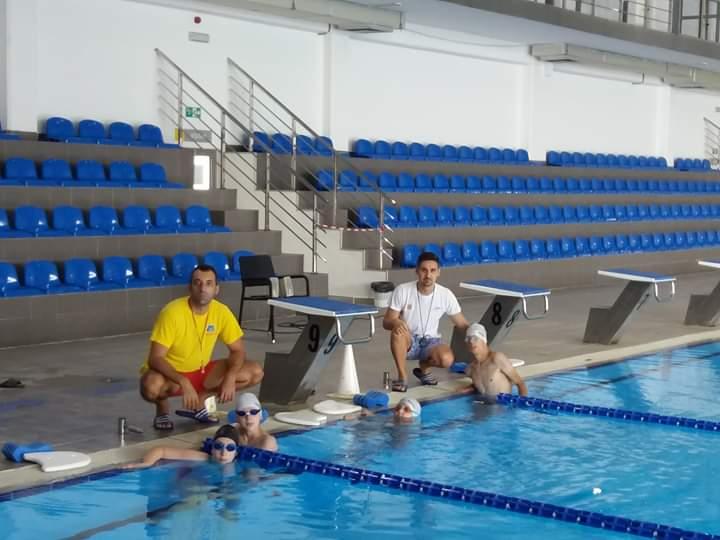 Photo of Udruženje plivača sa hendikepom  iz Pirota na Međunarodnom plivačkom mitingu u Beogradu