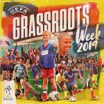 Obeležavanje UEFA nedelje bazičnog fudbala i u Pirotu