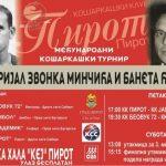 Poslastica za ljubitelje košarke u Pirotu: Dolaze dva bugarska prvoligaša